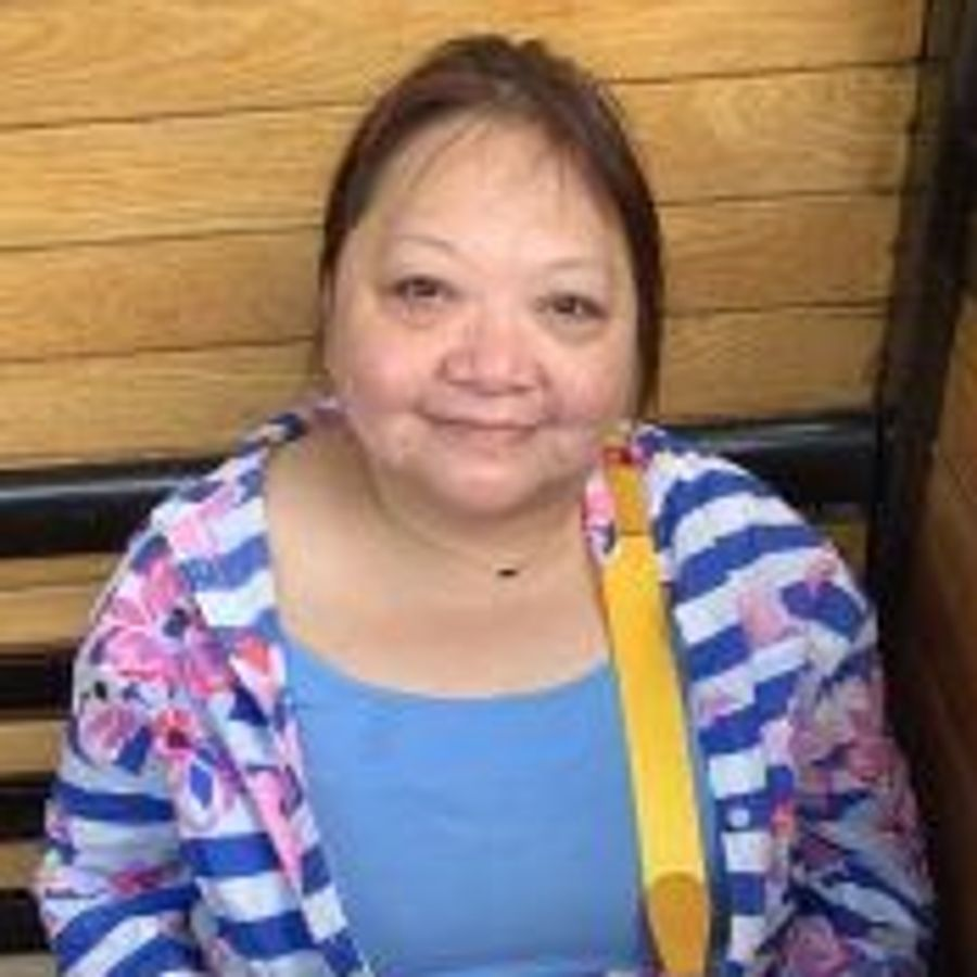 Lourdes Campbell, 54, was a health care assistant for the Bolton NHS Trust nursing team,. She died at Royal Bolton Hospital, the trust said. She was originally from the Philippines