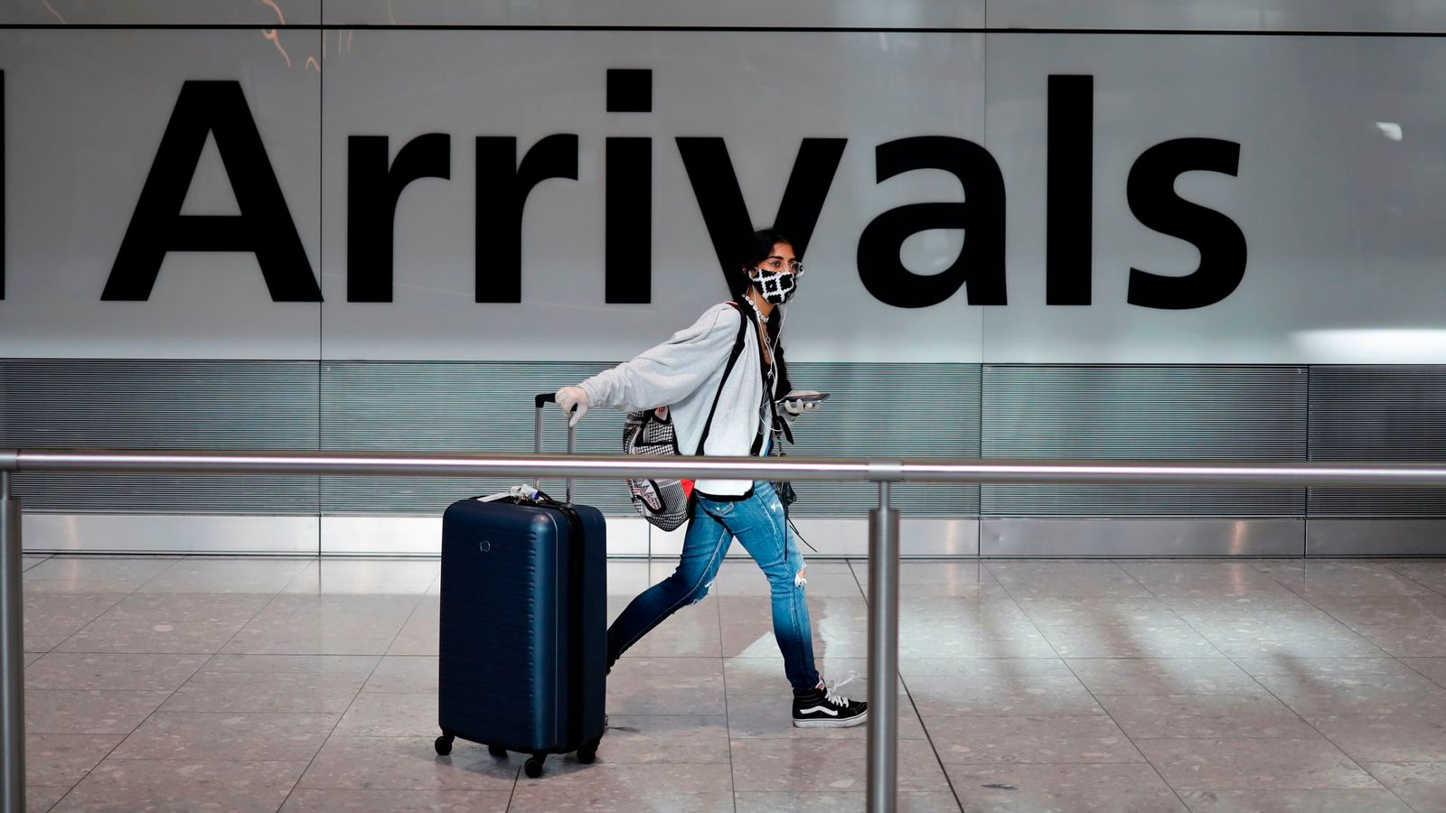 UK quarantine rules end for travellers from dozens of countries