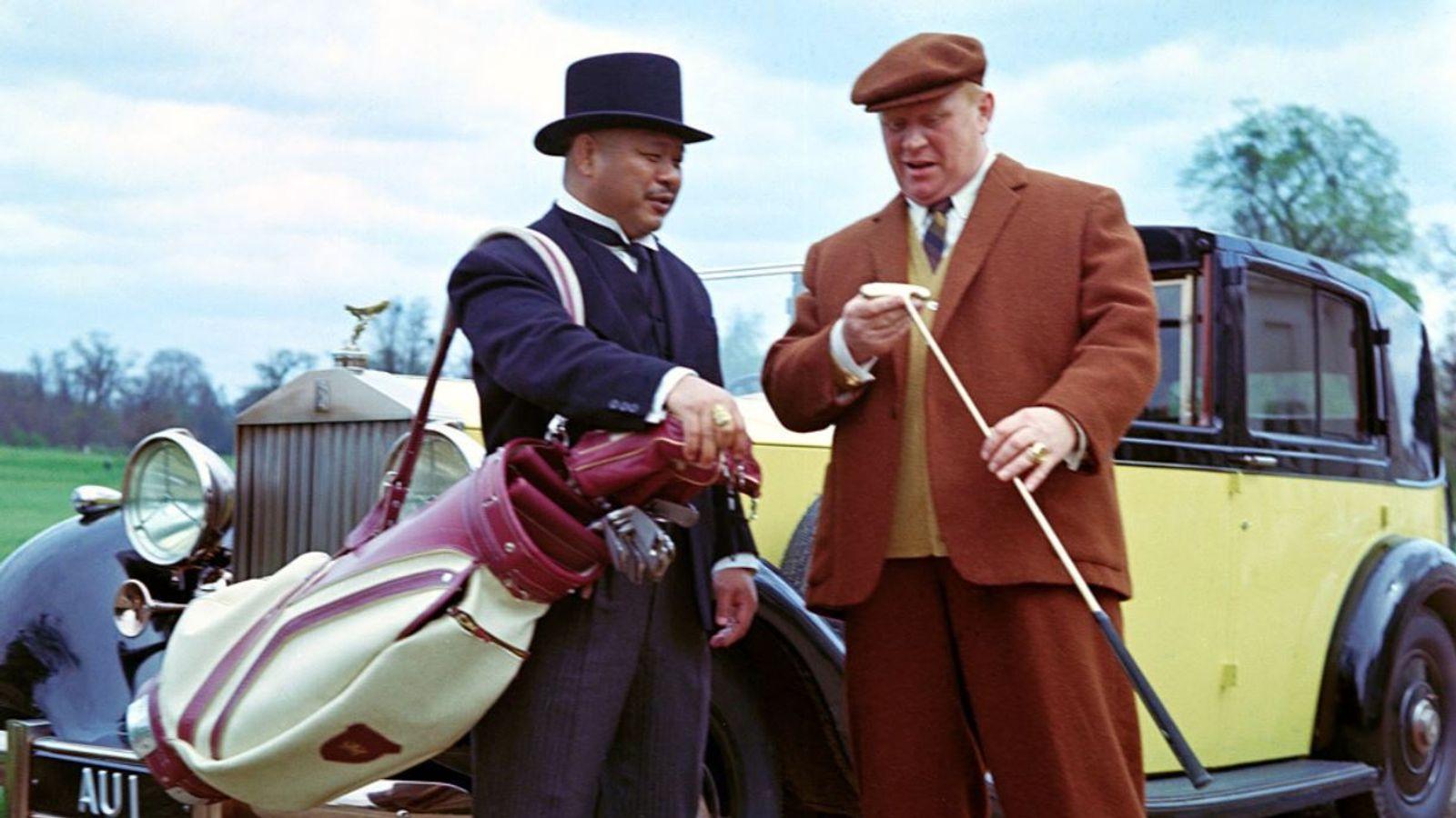 James Bond: Oddjob's lethal steel-rimmed hat from Goldfinger valued at £30,000