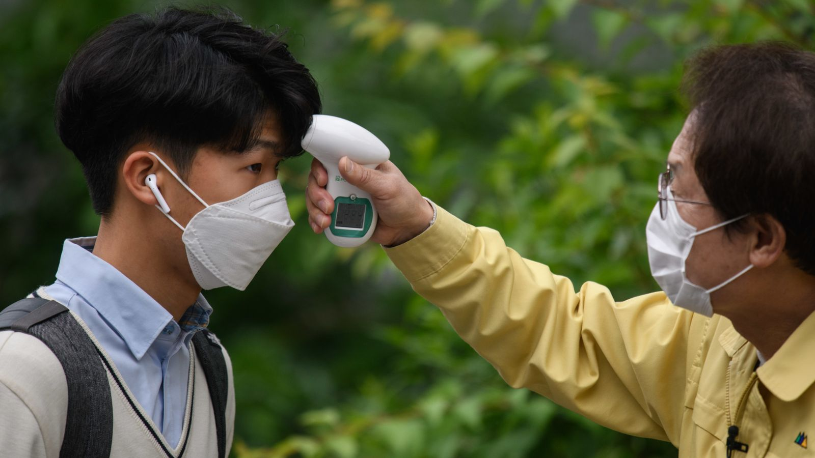 South Korea forced to close schools again after spike in new coronavirus cases