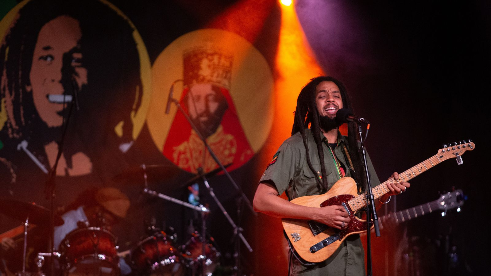 The Wailers team up with Bob Marley's family and Shaggy for new single thumbnail