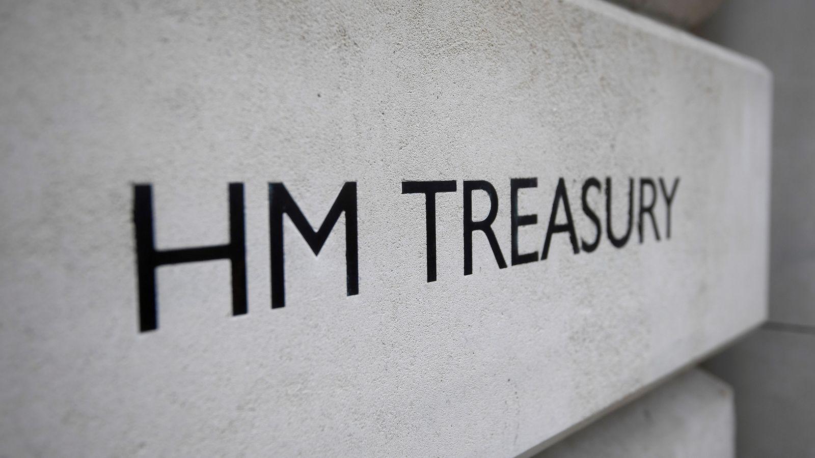 Coronavirus: Treasury axes plan for emergency supply chain finance scheme   Business News