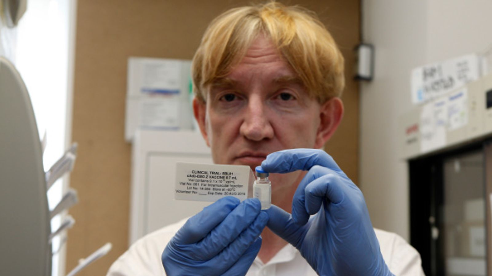 Coronavirus 'disappearing' so fast Oxford vaccine has 'only 50% chance of...