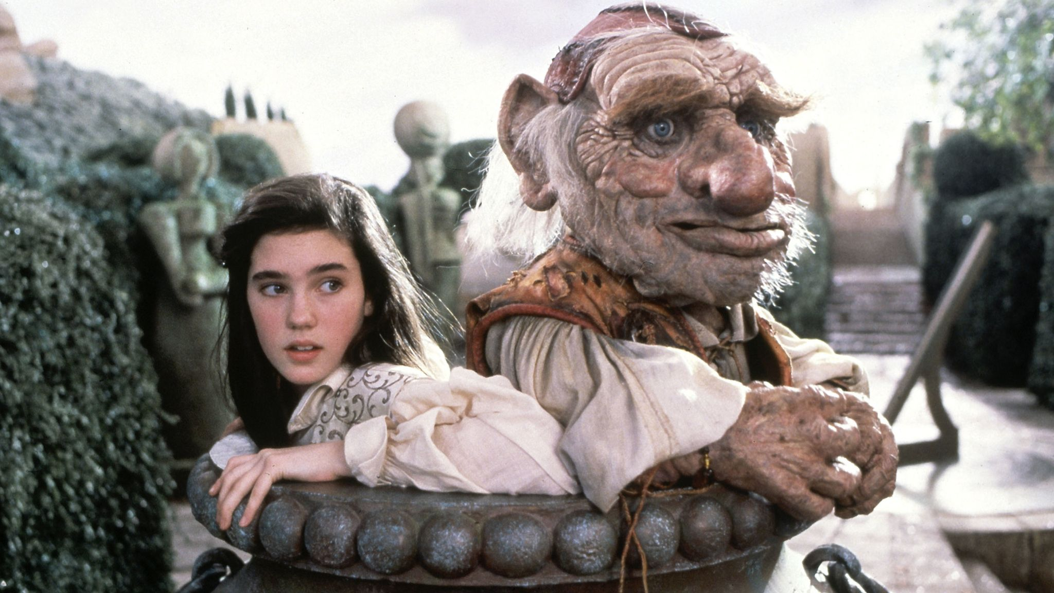 Labyrinth sequel: Scott Derrickson to direct follow-up to 1986 fantasy film  | Ents & Arts News | Sky News