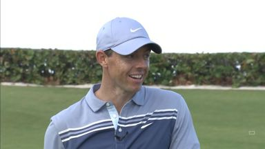 McIlroy: I was feeling the pressure