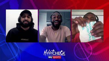 Heatcheck: Who has the best NBA CV?