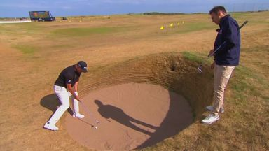 Five tips to improve your bunker play