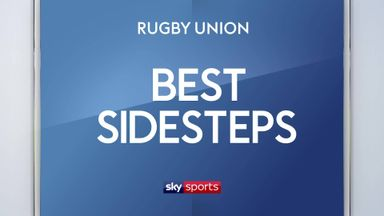 Rugby Union: Best sidesteps