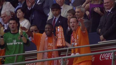 Blackpool: My play-off final