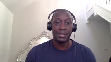 Heskey: Keeping fans away will be difficult