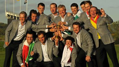 2010 Ryder Cup Watchalong