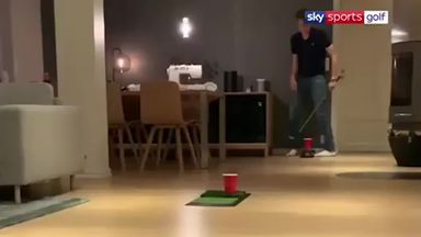 Golf trick-shots of the week!