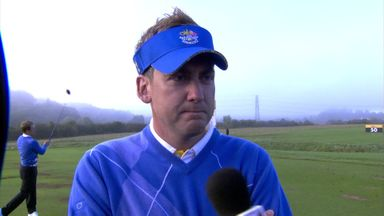 Poulter: I'll deliver a point