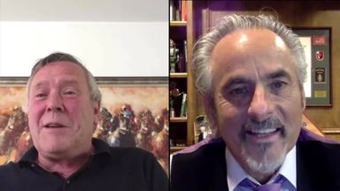 Lockdown catch-up: Boxie and Feherty