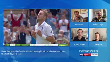 Broad's 8-15: Best of the watchalong