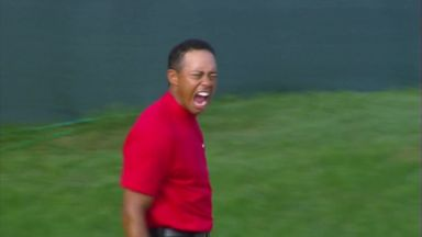 Tiger Woods' all-time top shots