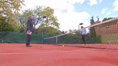 How tennis clubs have prepared to re-open