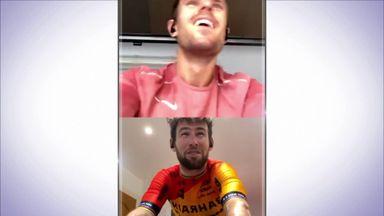 Henderson vs Cavendish: H2H cycle