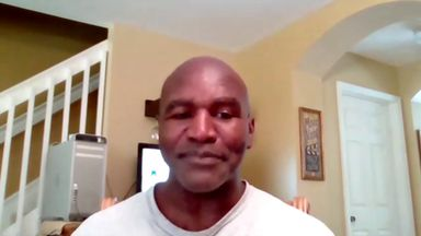 Holyfield compares AJ and Fury