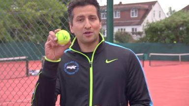 Tennis returns: Rules for playing safely