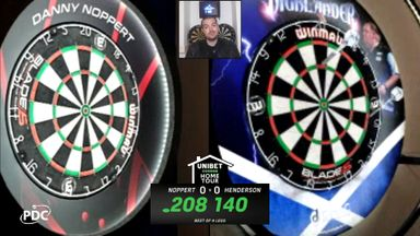 Henderson's classy 140 checkout