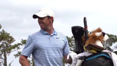 McIlroy to carry his own bag!