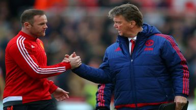 Was LVG sacked by Man Utd too soon?