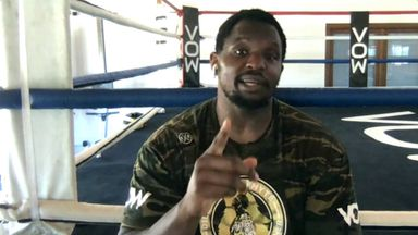 Whyte: I dropped Fury in sparring