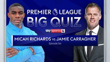 PL Big Quiz: Richards vs Carra