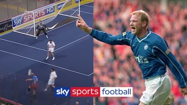 Masters Football greatest ever goals