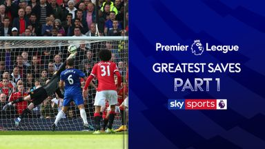 Premier League Greatest Saves: Part one