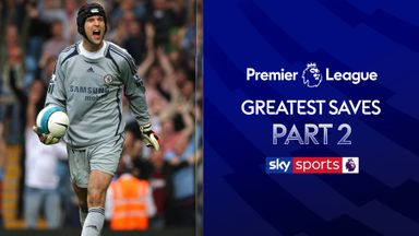 Premier League greatest saves: Part 2