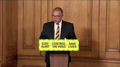 Govt: Elite sport won't impact 'R'