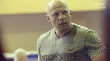 Flashback: Sonnen ready for Fedor