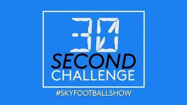 30-second agility challenge!