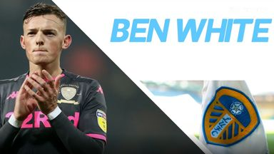 Future star: Ben White
