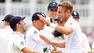Broad: My 8-15 an amazing feeling