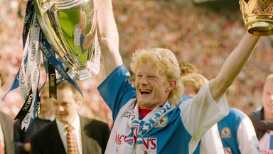 Blackburn's '95 title win revisited