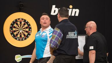 Darts' Biggest Bust-Ups: Part 1