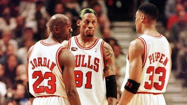 Heatcheck: 95-96 Bulls best team ever?
