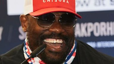 'Chisora hates MMA training, but it's working!'