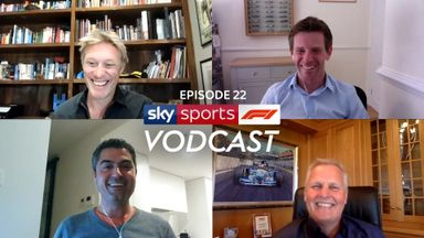 Vodcast: Masi on F1 2020 & racing!