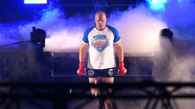 'Fedor the greatest MMA heavyweight ever'