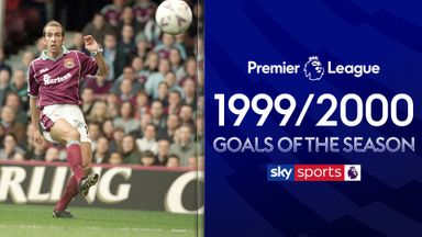PL Goals of the Season 1999/00