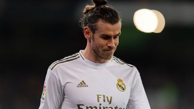 Bale: Real fans' jeering hurts my confidence
