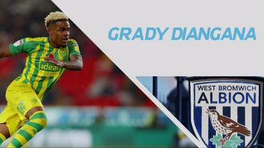 Future star: Grady Diangana