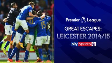 PL Great Escapes: Leicester City 2014/15