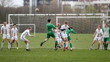 Grassroots football makes its return