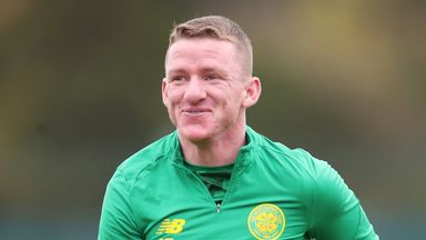 Boyd 'surprised' by Hayes' Celtic exit