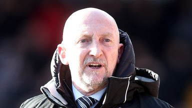 Grimsby could go bust, says Holloway
